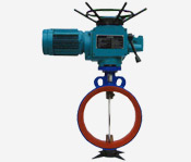 Wafer Rubber Sleeved Butterfly Valves